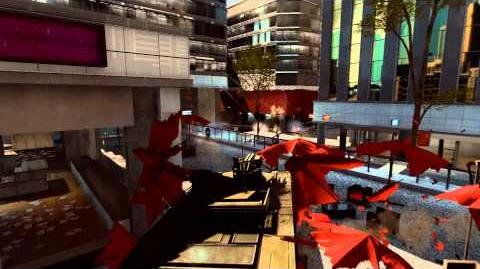 Only in Battlefield 4 Rooftop Tank