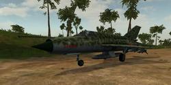 BFV MiG 21