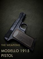 Modello 1915 Codex Entry
