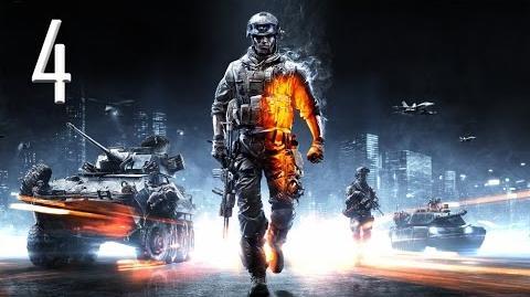 Battlefield 3 Walkthrough - Operation Guillotine