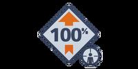Elimination 100% Boost
