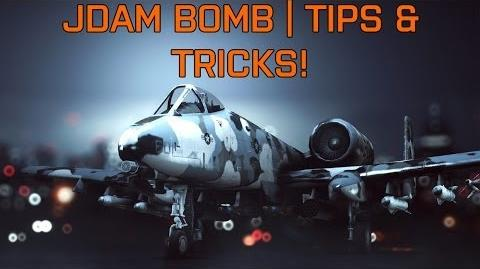 JDAM Bomb Tips & Tricks!