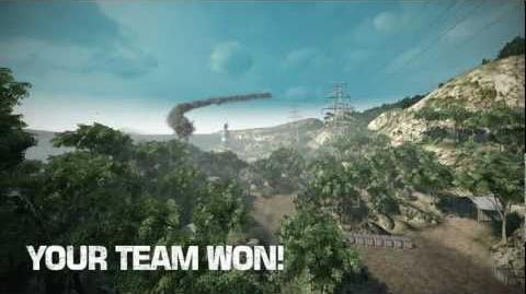 Valparaiso - Russian Victory Scene