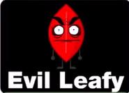 Evil leafy mini