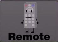 Remote mini