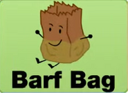 Barf bag mini