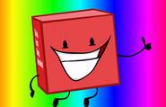 Blocky big smile