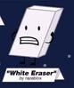 White Eraser
