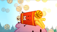 Hitted by Basketball