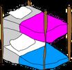 Bunkbed body
