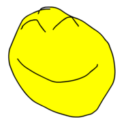 Yellow Face Smile 2 Talk0001