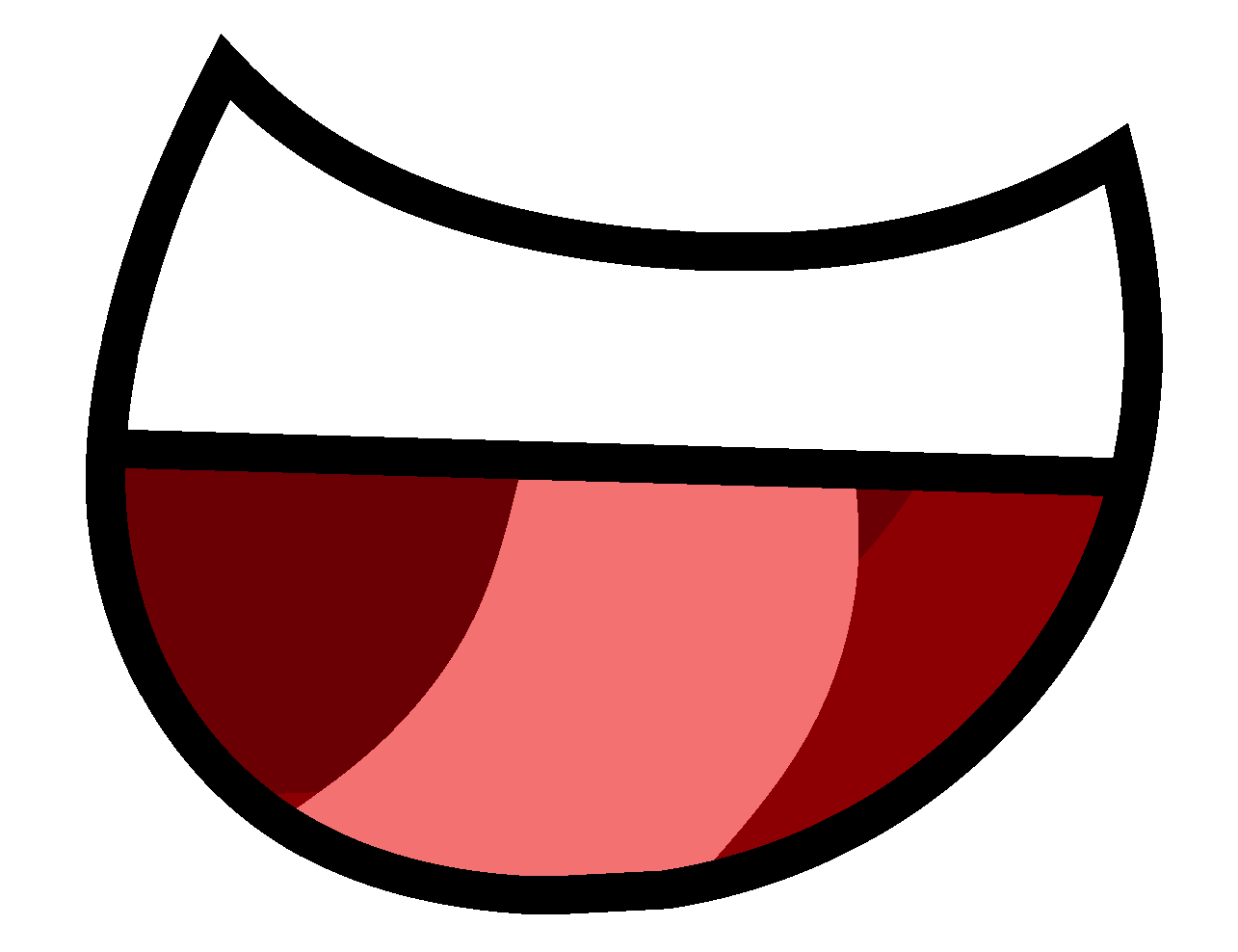 Image - Happy Big Mouth (BFDI).png