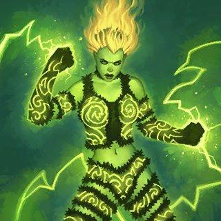 Artwork Viridya, Ascendant