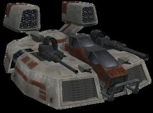 Rebel Combat Tank