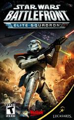 SWBF Elite Squadron box