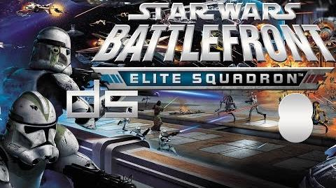 Star Wars Battlefront Elite Squadron 8 - Hoth DS Walkthrough