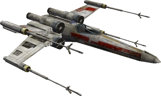 File:X Wing_Fighter on Basic Shape Page