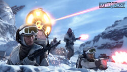 Star wars battlefront e3 screen 5 weapon variety wm