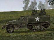 M16 Multiple Gun Motor Carriage old
