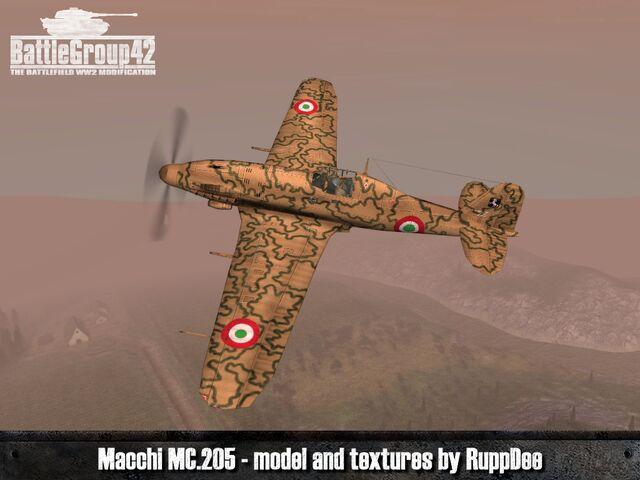 File:Macchi C.205 2.jpg