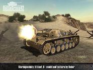 Sturmgeschütz III Ausf B 2