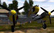 Bf110 37mm cu