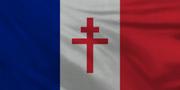 Free France flag