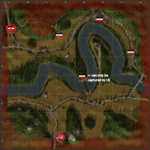 4310-Volturno Crossing map