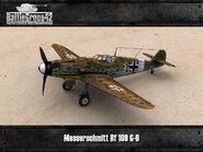 Messerschmitt Bf 109 G-6 render 2