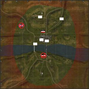 Operation Market Garden map
