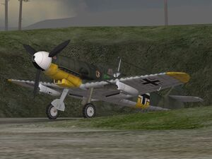 Messerschmitt Bf 109 F-4 1