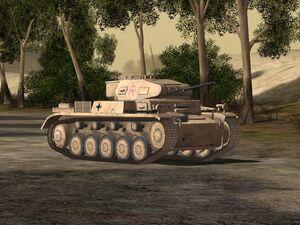 Panzer II 1