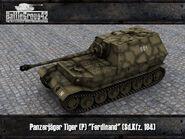 Ferdinand render