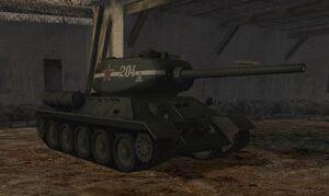 T34-85 1