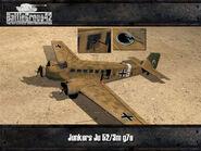 Junkers Ju 52 render