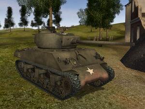 M4sherman76w
