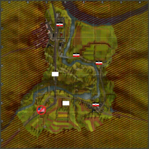 4503-Road to Koblenz map