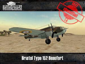 Bristol Beaufort 1