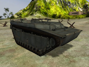 LVT-4 Water Buffalo 1