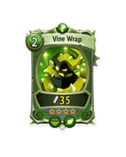 Magic - SuperRare - Vine Wrap