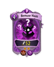 Magic 1 CARD HERO BEMUSE HAZE MIN