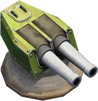 how to make a gun turret