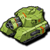 Veh tank heavier icon