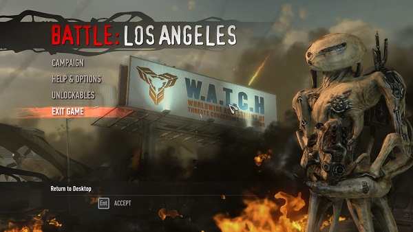 Battle: Los Angeles (The Game) Walkthrough HD - Part 1 ...