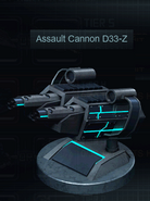 Copy of assault cannon