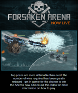 Battle Pirates Forsaken Arena