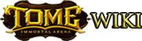 TOME Immortal Arena Wiki-wordmark