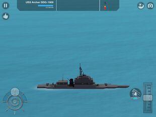 USS Archer DDG-1909