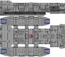 Battlestar Prometheus (Nova Class)