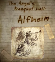The Angel's Banquet Hall-Alfheim